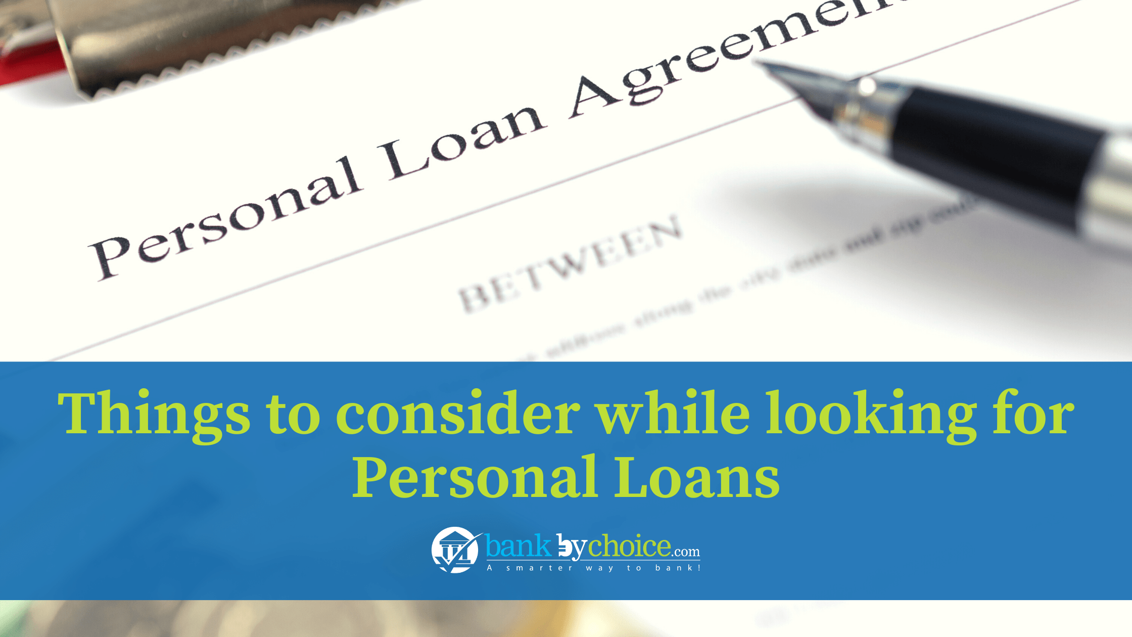 Things to consider while looking for a personal loans in uae