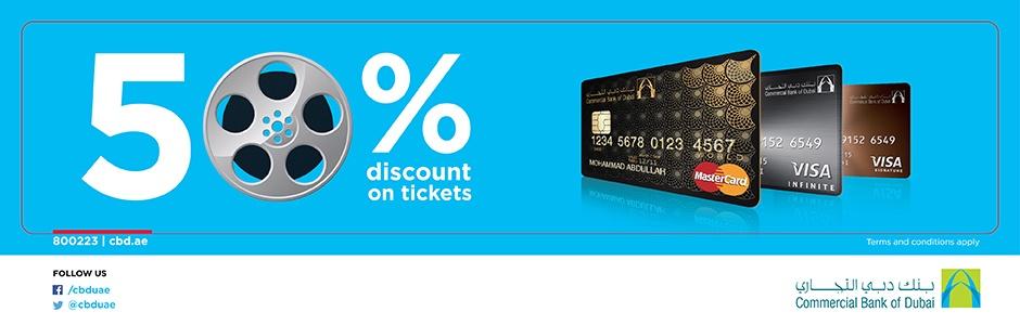 Credit card offers in UAE CBD