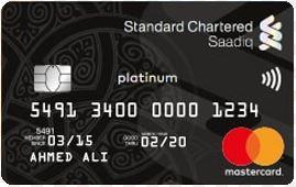 Best standard chartered credit card in uae