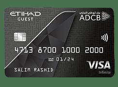 Etihad Guest Infinite Credit Card