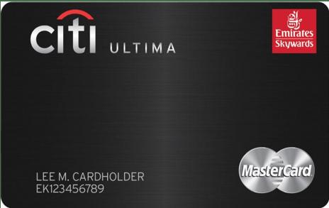 Citi Ultima Credit Card