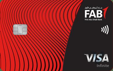 FAB Visa Infinite