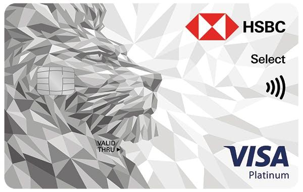 HSBC Platinum Select Card