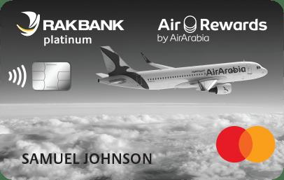 RAK Air Arabia Platinum Credit Card