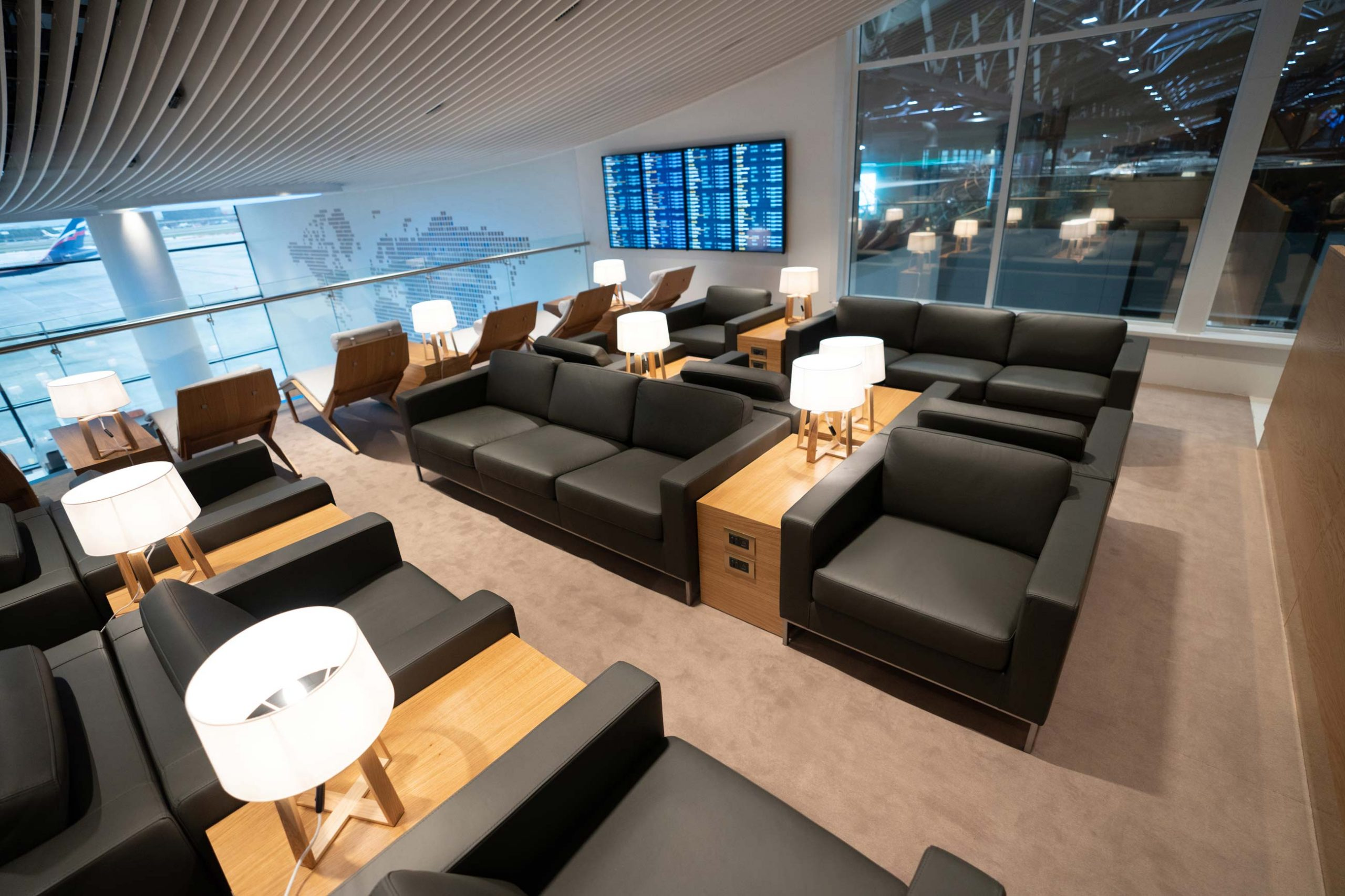 Airport lounge Access Across The World
